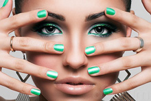 Фотогалерея Beautiful Nails.